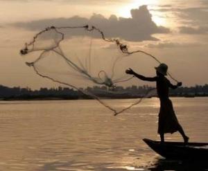 net-fishing