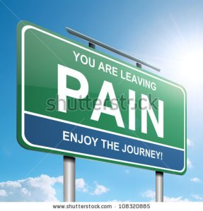 pain sign