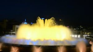 stock-footage-singing-magic-fountain-barcelona