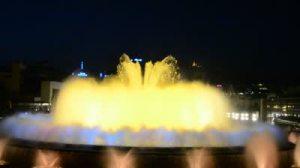 stock-footage-singing-magic-fountain-barcelona