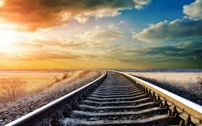tracks sun