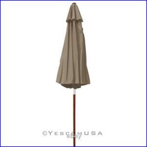 closed umbrella