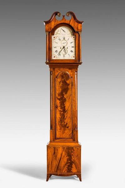18th-century-longcase-clock