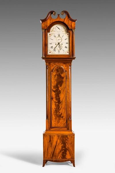 18th-century-longcase-clock